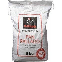 PAN RALLADO BOLSA 5 KG GALLO