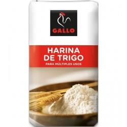 HARINA TRIGO EXTRA GALLO 1 KG