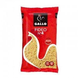FIDEO Nº 4 GRUESO GALLO 500 GR