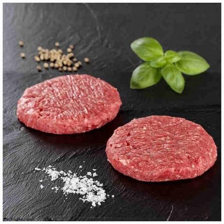 HAMBURGUESA 80 GRS VACUNO BURGER MEAT PASFIS