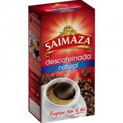 CAFE SAIMAZA DESCAFEINADO NATURAL MOLIDO 250 GR