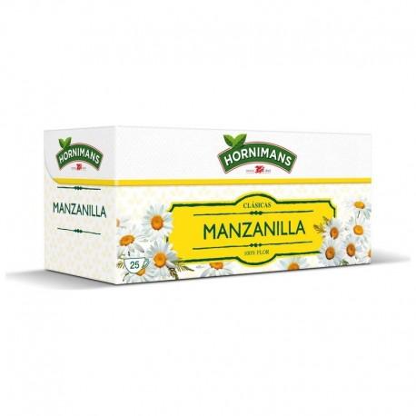 MANZANILLA POMPADOUR/HORNIMANS CAJA 100 UNID.