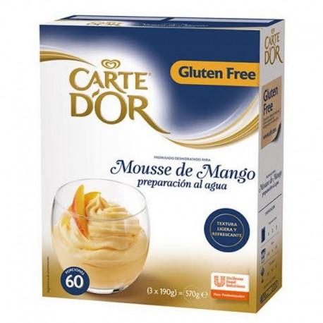 MOUSSE MANGO CARTE D´OR