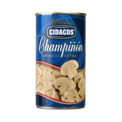 CHAMPIÑON LAMINADO LATA 1/2 KG