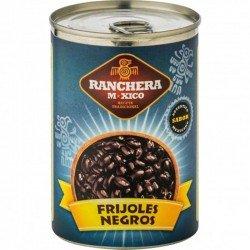 FRIJOL NEGRO LATA 390 GRS MEXICO RANCHER