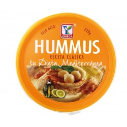 HUMMUS EXTRA TARRO 450 GRS